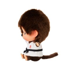Let's Sports Monchhichi Judo Boy Big Head S