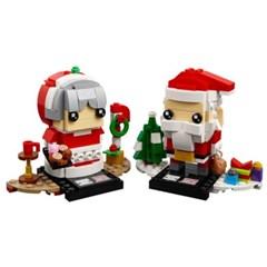 [레고 아이디어] 40274 산타 할아버지와 할머니