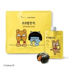 코코랩한끼 간편식 뮤즐리_단호박&옥수수수염 (65g x 5개입)