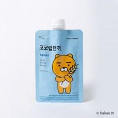 코코랩한끼 간편식 뮤즐리_곡물&효소 (65g x 5개입)