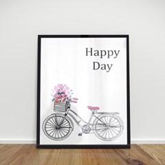 홈어롱 다용도 액자 테이블 자전거 M_(1471915)