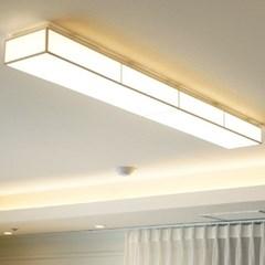 스퀘어 바리솔 LED 색변환 국산 식탁등 조명 50W