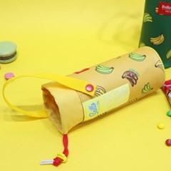 스닐로스티치 스닐로 바나나 보냉 물병 파우치