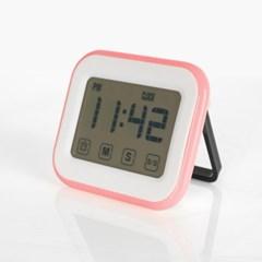 LED 터치스크린 다용도 디지털 타이머 시계 GT001-PK