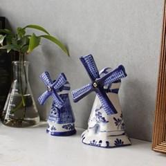 Delft Blue 풍차 -2size