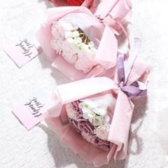 [포스트카드 증정] 부모님 선물 카네이션 꽃다발