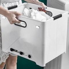 이동식 접이식 세탁물 보관함