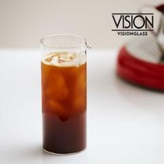 비젼글래스 비이커 BKR-L 345ml 내열 유리컵