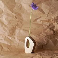 오니프 우드 나무 화병 onif vase series 03