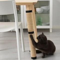 LURVIG 고양이 스크래치매트/캣용품/반려동물용품/가구보호/긁힘방지