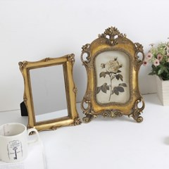 셀린 앤틱 사각 거울