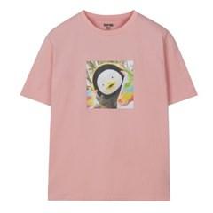 (펭수) 짤방 포토 티셔츠_SPRLA24C03