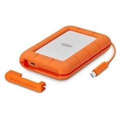 씨게이트 라씨 Rugged Thunderbolt USB-C 2TB 4TB 5TB 외장하드