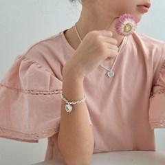 heart ring bracelet