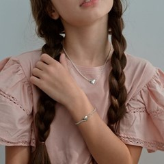 heart bean bracelet