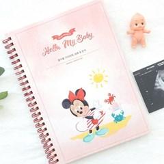 제이밀크 초음파앨범(임신다이어리)-써니데이, 미니 마우스