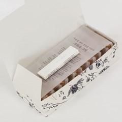 소하동 고방 진짜예요 연강정 + 자수 카네이션 손수건(쇼핑백 포함)