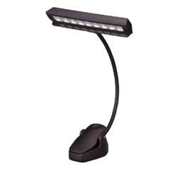 SML300, LED 9 LED 보면대 LIGHT (3AA)