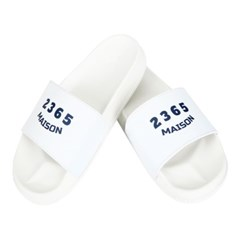 23.65 MAISON SLIPPER WHITE
