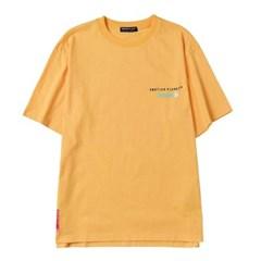 선샤인 데이지 티셔츠 MUSTARD