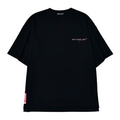 러브 송 레터 티셔츠 BLACK