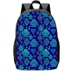 남자 여자 가방 하크다스백팩(블루)