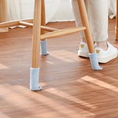 강아지 발바닥 의자다리커버(4P)