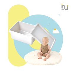 이누이 꿈꾸는 다용도 수납 장난감 정리함/유아정리함