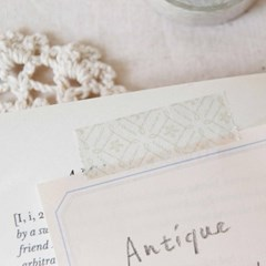 Antique Crochet Masking Tape