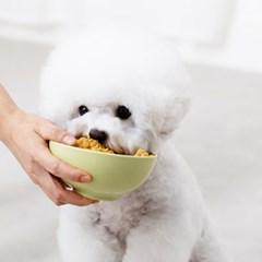 [굽네x듀먼] 강아지자연식 닭가슴살&채소 오리지널 50g 4팩_he03