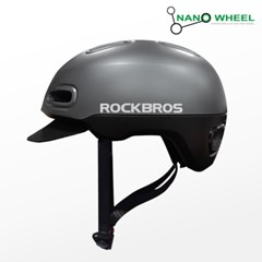 나노휠 ROCKBROS 전동킥보드 전용 헬멧 IH-02