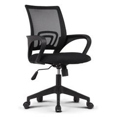 [BC체어]컴퓨터 책상 학생 의자 709 BLACK FRAME