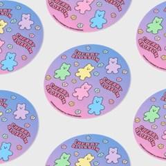 Dot blossom bear friends(마우스패드)_(1557039)