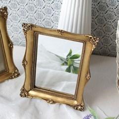 로렌 골드 사각 거울_(1922652)