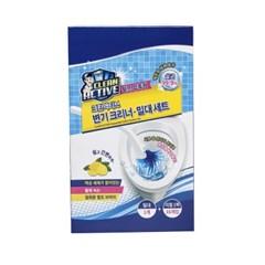 크린액티브 스틱 변기클리너 변기세정제 세트