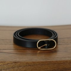 Basic Belt_Black [YA100_BK]