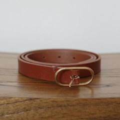 Basic Belt_Brown [YA100_BR]