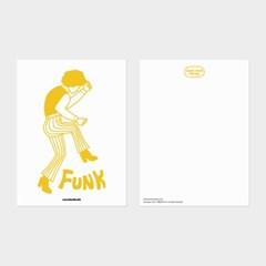 [카멜앤오아시스] Funk 펑크 엽서