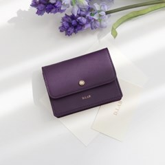 D.LAB (탄생석지갑) Flor Card Wallet - 5color_(968684)