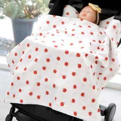 꿈두부 자체제작원단 디자인 거즈 블랭킷 6종 아기이불