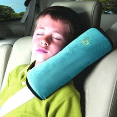 차량용 안전벨트 쿠션(블루)