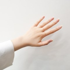 [오팔하우스]14k 체인 반지