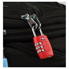 심플락 3자리 TSA자물쇠/여행 캐리어자물쇠