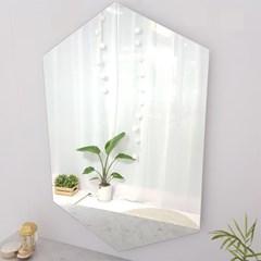 아트벨라 노프레임 육각형 거울 540x800
