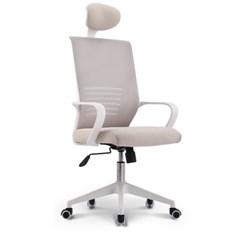 [BC체어]컴퓨터 책상 학생 의자 809 WHITE FRAME
