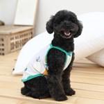 [ODD PET][ODD STUDIO] 새콤달콤 민소매 티 - 파인애플