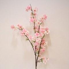 고급 벚꽃 조화나무 인테리어 조화장식(2color)
