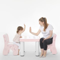 아이팜 All new 마시멜로 책상의자 숫자 유아책상세트