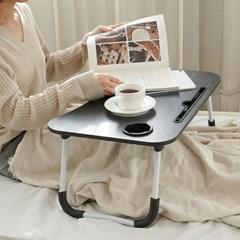 좌식 노트북 폴딩 베드 미니 테이블 트레이
