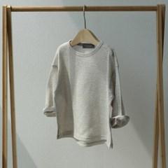 크) 만능보들 아동 린넨 티셔츠-주니어까지